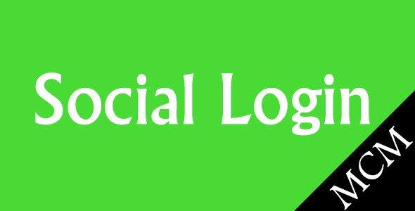 Magento Social Login 01
