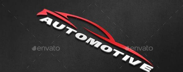 Automotive Logo Template 02