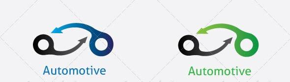 Automotive Logo Template 03