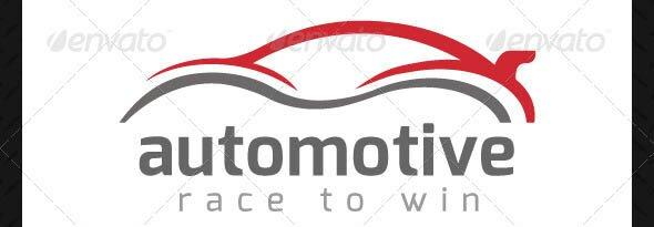 Automotive Logo Template 06