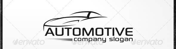 Automotive Logo Templates 05
