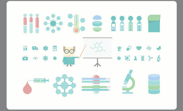 7 useful powerpoint templates for medical presentation design freebies