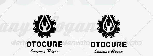 Oto Cure Automotive Logo