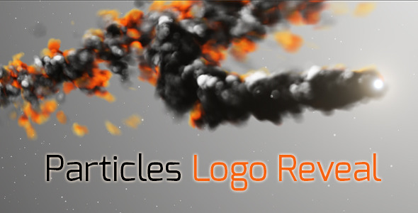 Particles Logo Reveal