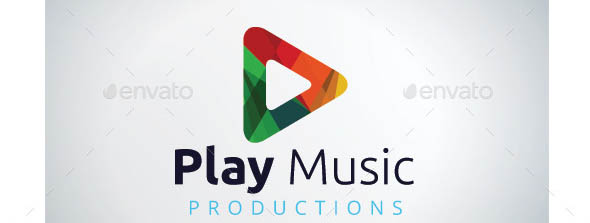Play Music Logo Templates