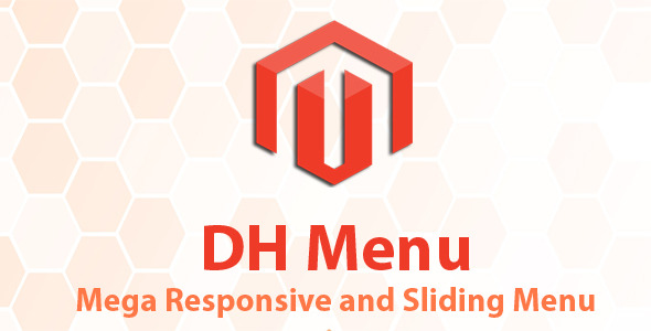 DHMENU Mega Responsive And Sliding Menu for Mage