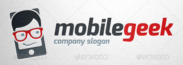 16 Creative Logos For Mobile Industry Design Freebies