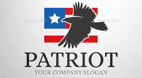 Patriot American Eagle Logo