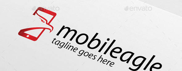 mobile eagle logo