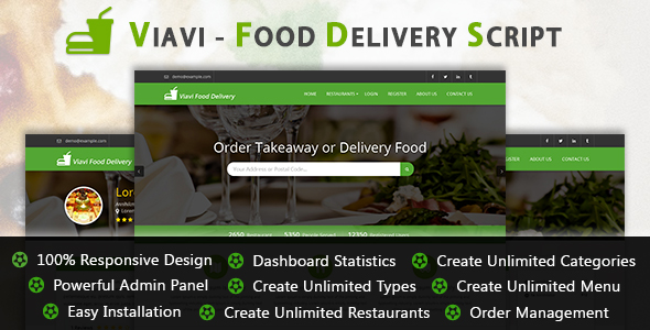 viavi-food-delivery-script