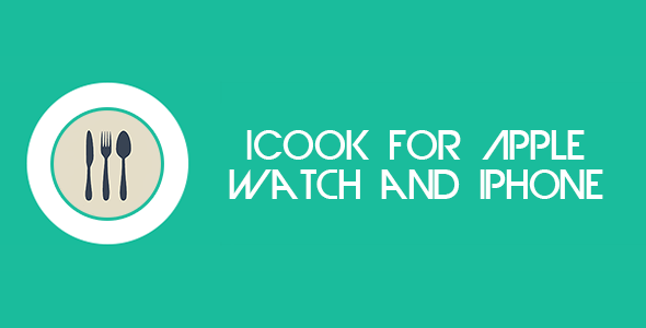 Recipes app for iPhone and Apple Watch