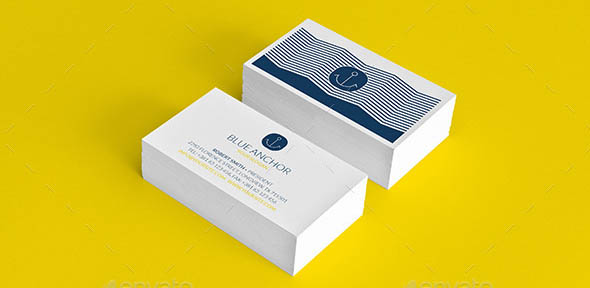Blue Anchor Stationery