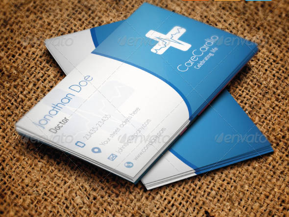 Business Card Medical