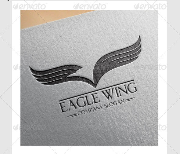 Eagle Wing Logo