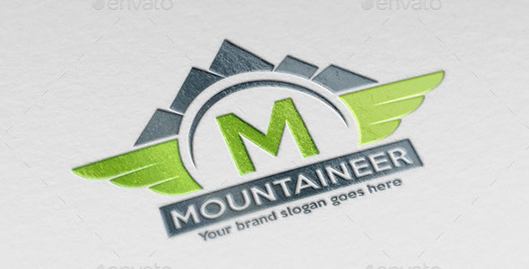 Mountain Wing Logo