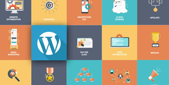 SEO Icons Animated SVGs for WordPress