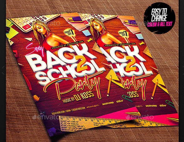 Back to School Flyer 01