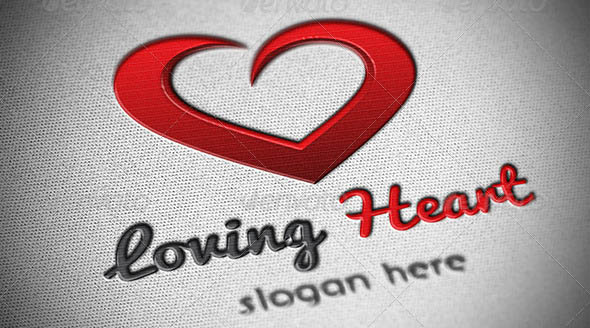 Loving Heart Logo
