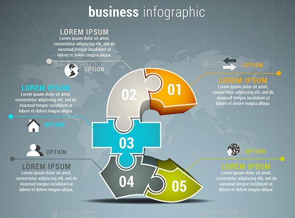 Business Infographic 02