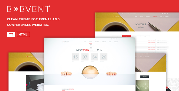 Elegant Html Templates 19 Cool HTML Templates For Special Event – Design Freebies