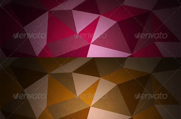 Polygon Backgrounds 16