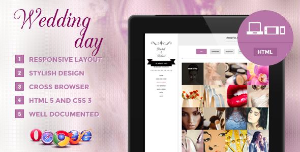 Wedding-Day-Responsive-HTML-Theme
