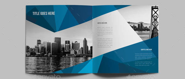 Architecture Brochure Templates - Apigram.Com