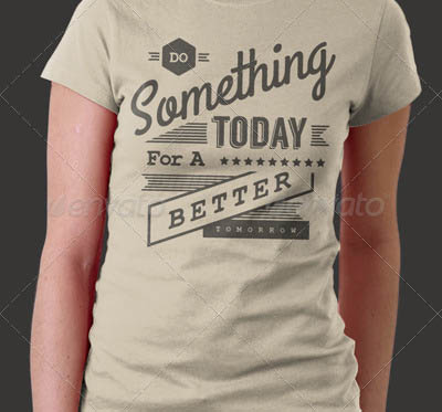 Vintage Quotes T-Shirt Vol 1