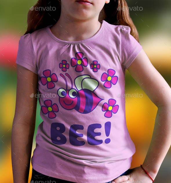 Bee Kids T-Shirts