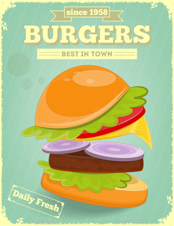 Fast Food Poster 02