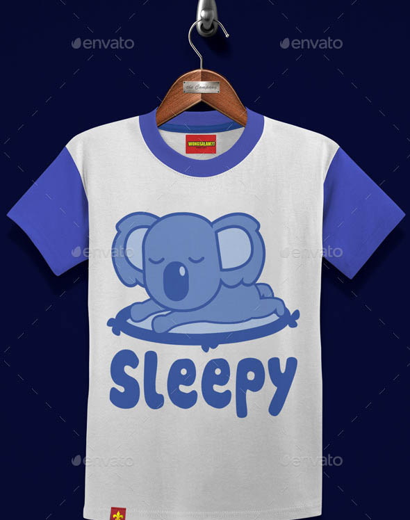 Koala Kids T-Shirt Design