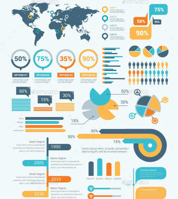 infographic ideas cool infographics best free infographic ideas