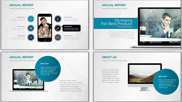 2015 anual powerpoint report