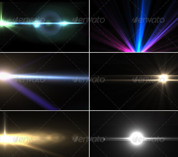 35 Ultimate Light Effects Volume 2