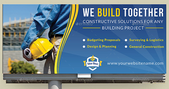 Construction Advertising Bundle Vol 3