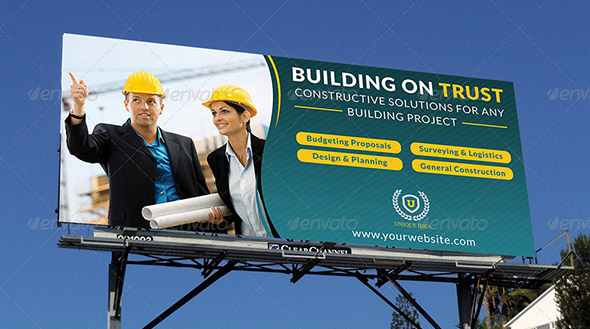 Construction Advertising Bundle