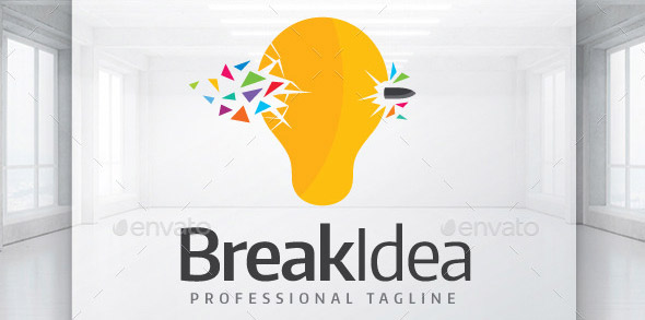 Break Idea Logo