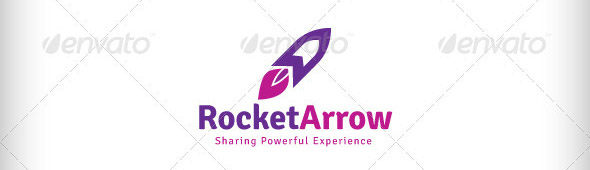 Rocket Arrow Logo