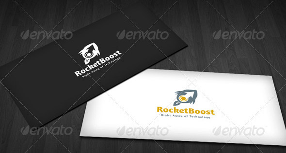 Rocket Boost Logo