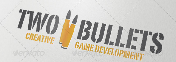Two Bullets Logo
