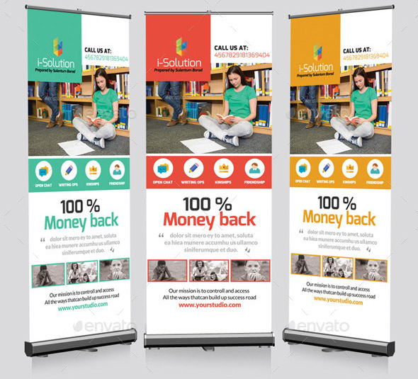 education-banners-template-bundle