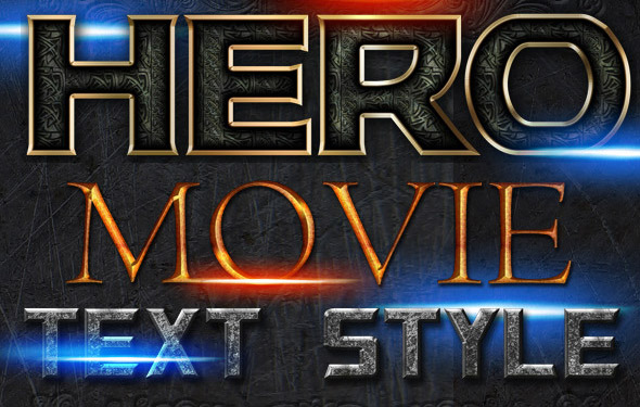 Hero Movie Style