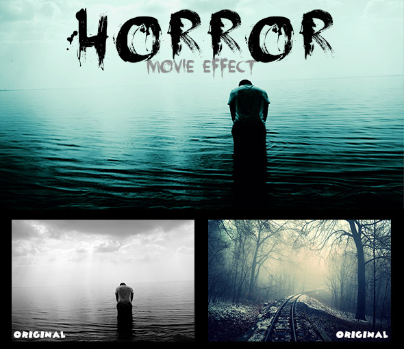 Horror Movie Effect