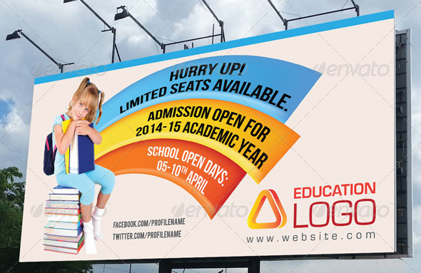 junior-school-education-outdoor-billboard
