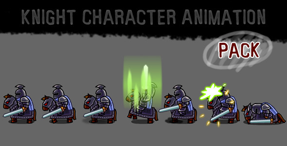 knight-character-animation-pack