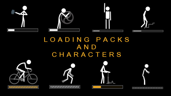 loading-characters