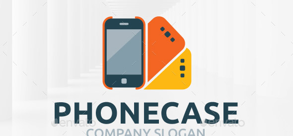 Phone Case Logo Template