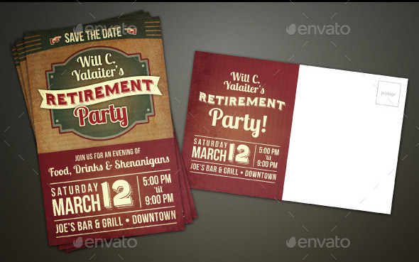 retirement-party-postcard-invitation