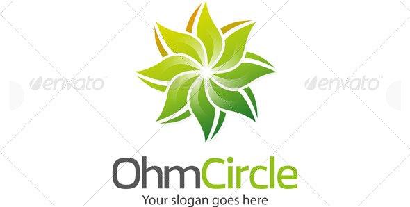 yoga-circle-logo-template