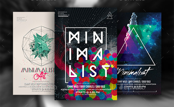 3-in-1-minimalist-flyer-bundle-vol-1
